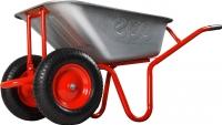 Тачка строительная Eco WB6820-2HD -