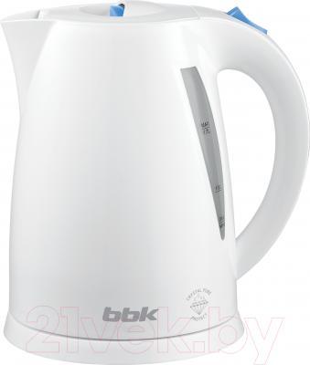 Электрочайник BBK EK1707P (белый)