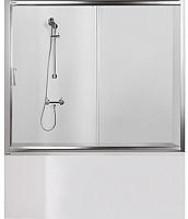 Стеклянная шторка для ванны Sanplast D2-W/TX5-170-S sbW15 -