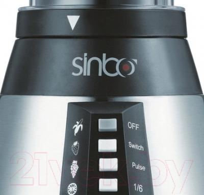 Блендер стационарный Sinbo SHB-3054 (серебристый)