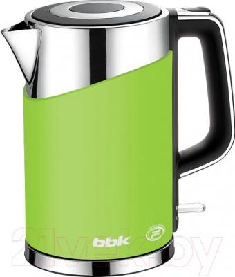 Электрочайник BBK EK1750P (зеленый)