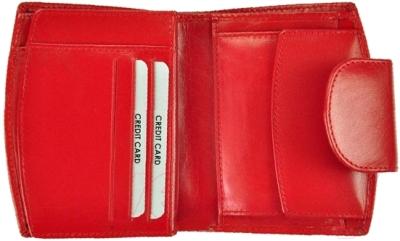 Портмоне Cedar Rovicky LF-08-BAR (красный)