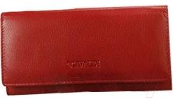 Портмоне Cedar Cavaldi N24-CCF (красный)