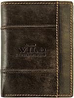 Портмоне Cedar Always Wild N4-DIS (коричневый) -
