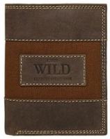 Портмоне Cedar Always Wild N4-JEANS (коричневый) -