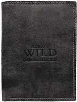 Портмоне Cedar Always Wild N4-MCR (черный) -