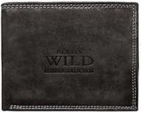 Портмоне Cedar Always Wild N992-MCR (черный) -