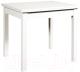Обеденный стол Мебель-Класс Атлас (белый) -