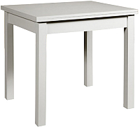 Обеденный стол Мебель-Класс Атлас (кремовый/белый) -