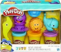 Набор для лепки Hasbro Play-Doh Подводный мир B1378 -