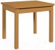 Обеденный стол Мебель-Класс Атлас (орех) -