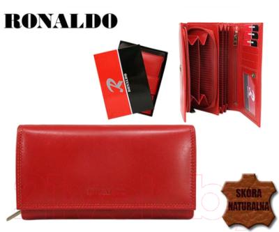 Портмоне Cedar Ronaldo RD-07-CFL (красный)