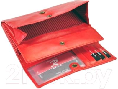 Портмоне Cedar Ronaldo RD-08-CFL (красный)
