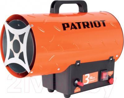Тепловая пушка PATRIOT GS 12 - общий вид