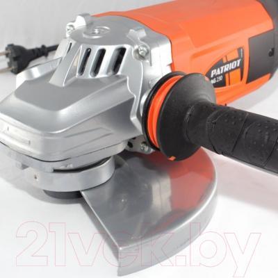 Угловая шлифовальная машина PATRIOT AG 230