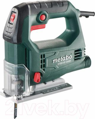 Электролобзик Metabo STEB 65 Quick (601030000)