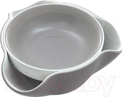 Блюдо для снеков Joseph Joseph Double Dish DDWGR010GB