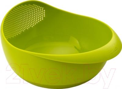 Миска-дуршлаг Joseph Joseph Prep&Serve 40065 (зеленый)