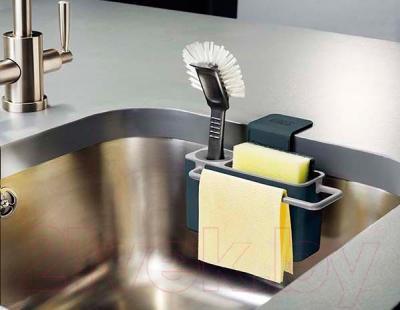 Органайзер для раковины Joseph Joseph Sink Aid 85024 (серый)