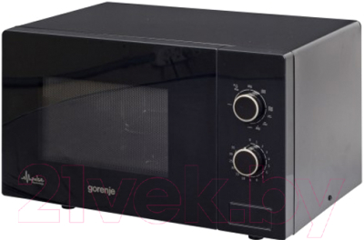 Микроволновая печь Gorenje M021MGB - вид спереди