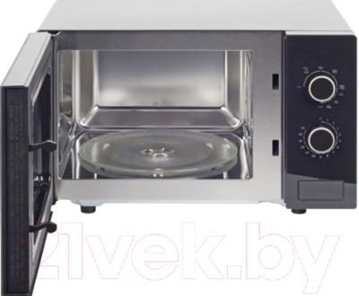 Микроволновая печь Gorenje M021MGB - с открытой дверцей