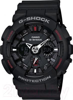 Часы мужские наручные Casio GA-120-1AER