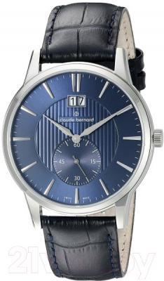 Часы мужские наручные Claude Bernard 64005-3-BUIN