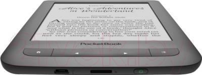 Электронная книга PocketBook Touch Lux 3 626 / PB626(2)-Y-CIS (серый)