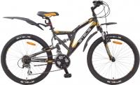 Велосипед Stels Challenger V 2015 24 (серый/черный/оранжевый) -