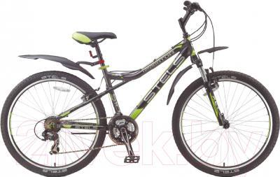 Велосипед Stels Navigator 510 V 2016 (зеленый)