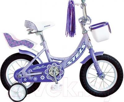 Детский велосипед Stels Echo 2015 (12, фиолетовый)