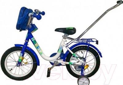 Детский велосипед Stels Flash 2015 (12, синий)