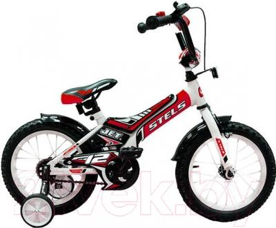 Детский велосипед Stels Jet 2015 (12, красный)