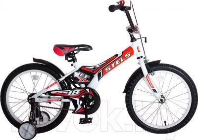 Детский велосипед Stels Jet 2016 (18, красный)