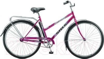 Велосипед Stels Navigator 300 Lady 2016 (фиолетовый)