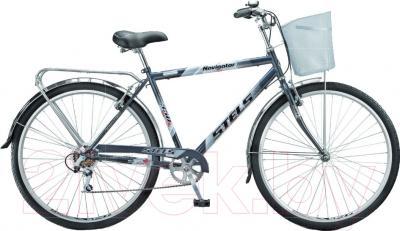 Велосипед Stels Navigator 350 Gent 2016 (черный)