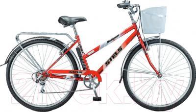 Велосипед Stels Navigator 350 Lady 2016 (красный)