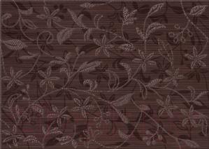 Плитка Opoczno Танака (250x350, флауер браун)