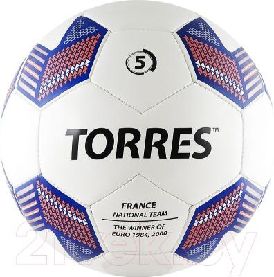 Футбольный мяч Torres EURO2016 France F30495