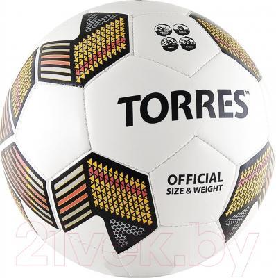 Футбольный мяч Torres EURO2016 Germany F30475