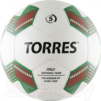 Футбольный мяч Torres EURO2016 Italy F30505