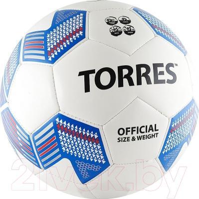Футбольный мяч Torres EURO2016 Russia F30485