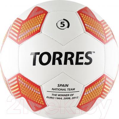 Футбольный мяч Torres EURO2016 Spain F30515