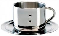Чашка с блюдцем BergHOFF Strаight 1107097/2 -
