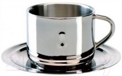 Чашка с блюдцем BergHOFF Strаight 1107097/2