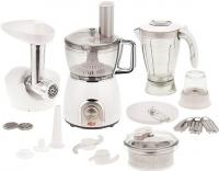 Кухонный комбайн Holt HT-FP-004 (+десертница-мороженица HT-DM-001) -