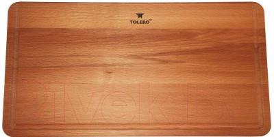 Разделочная доска на мойку Tolero R-111