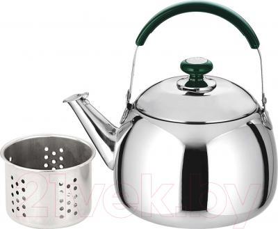 Чайник со свистком Bekker BK-S490