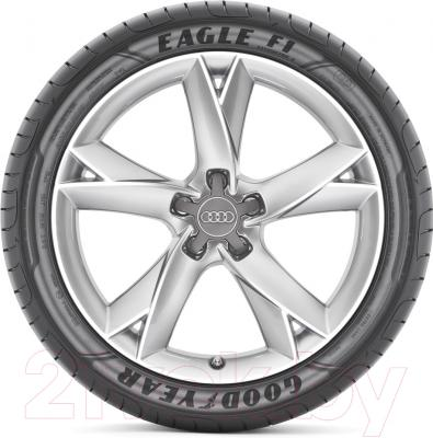 Летняя шина Goodyear Eagle F1 Asymmetric 2 205/45R17 88Y