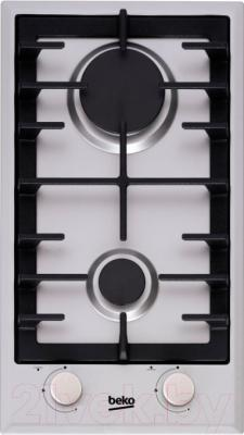 Газовая варочная панель Beko HDCG32221FX